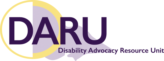 Disability Advocacy Resource Unit (DARU)