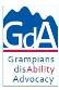 Grampians Disability Advocacy Association logo