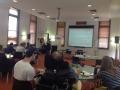 Photo: Advocavy Sector Conversation Forum at Victoria Room