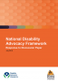 front cover of the National Disability Advocacy Framework submission
