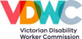 Victorian Disability Worker Commission logo